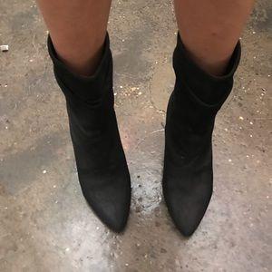Black Aldo Boot